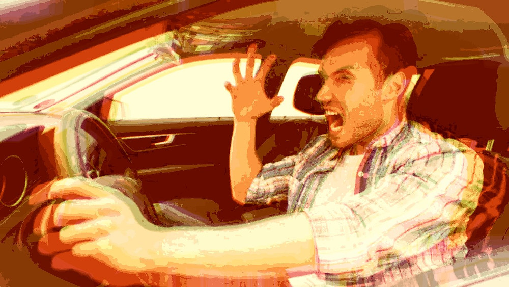Road rage!