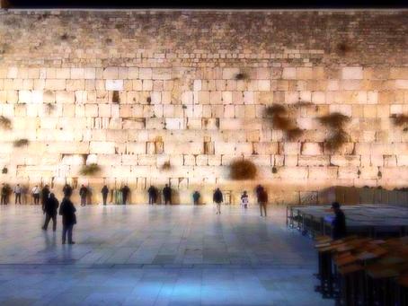Lyric of the Week: SONG FOR JERUSALEM