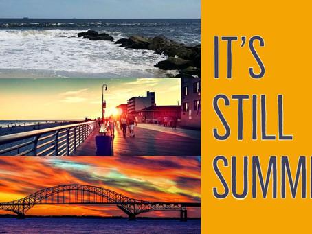 Lyric of the Week: SUMMER'S LAST HURRAH