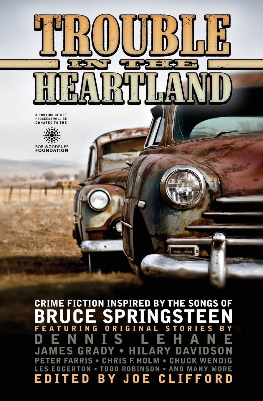 Trouble in the Heartland cover