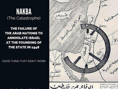"""Lyric of the Week: """"al nakba"""""""