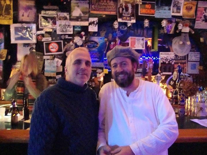 Glen Burtnik with The Hesh at The Saint