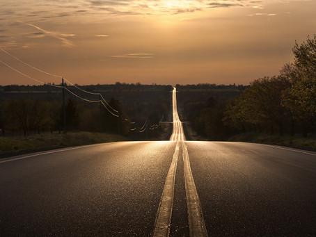 Lyric of the Week: THAT LONG LONG ROAD