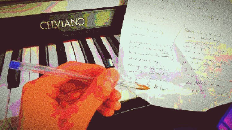 Songwriting Blues