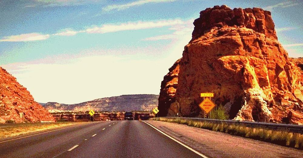 I-40, New Mexico