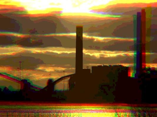 Delaware Power Plant