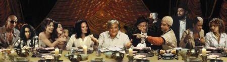 Stuckman family - Last Seder pose