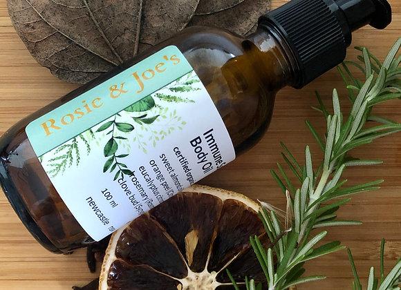 Immune Support Body Oil  100 ml