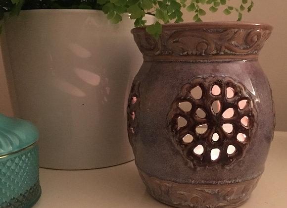 Lavender Tea Light Oil Burner