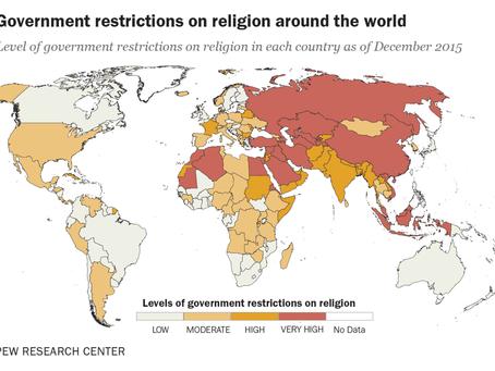 Global Religious Futures