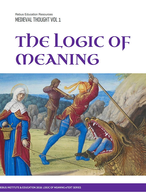 Logic of Meaning
