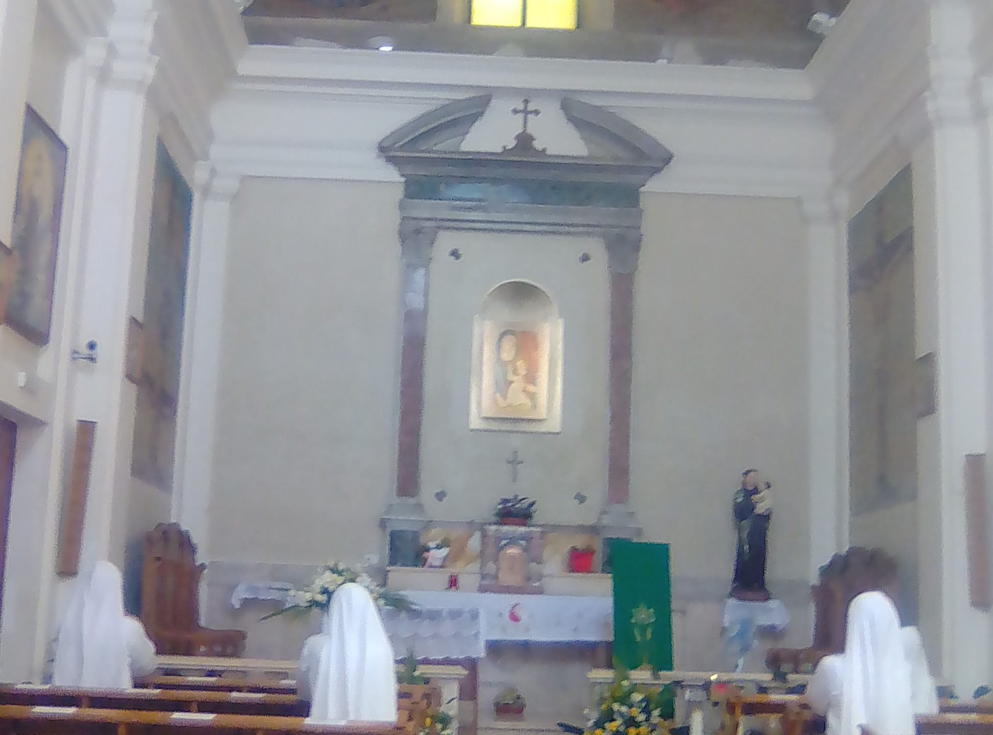 Chiesa Quo vadis