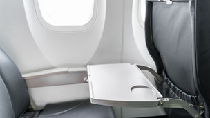 New Budget Airline Charges For Lowering Tray Table, Opening Window Shade