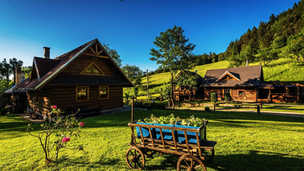 Rekreačné chaty