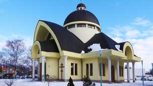Gréckokatolícky chrám - 2004