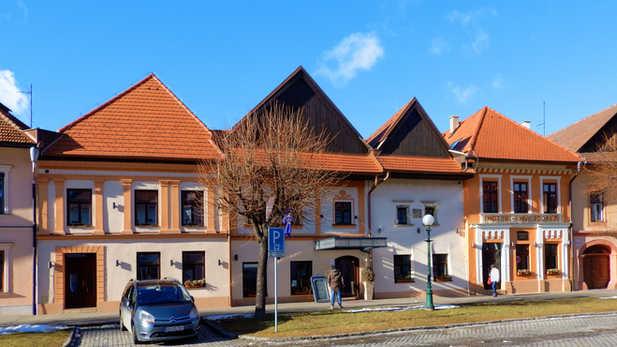 Historický hotel Hviezdoslav 2008-2015