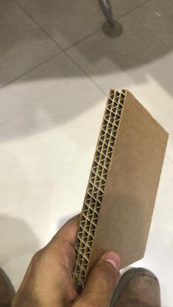 Automatic Plant Corrugated Board