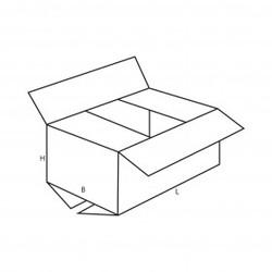 Key Line of a Shipper Carton