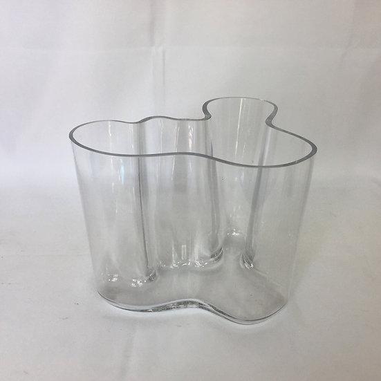 """Vase """"Savoy"""" par Alvar Aalto pour Littala model 3030 de 1950"""