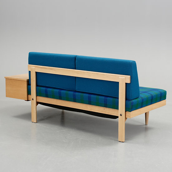 Day Bed Igmar Relling pour Swane, Norvège 1960