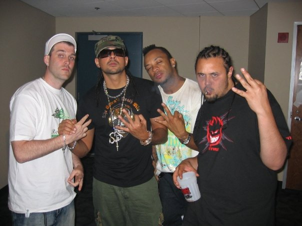 Sean Paul and Farenheit