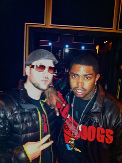 Casey Golden and Lil Scrappy