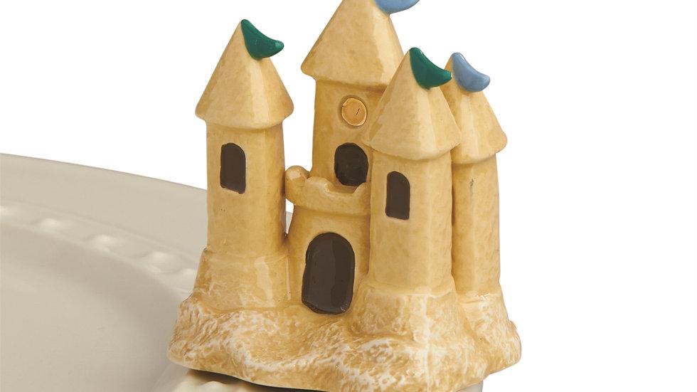 Nora Fleming St. Jude Magical Castle Mini