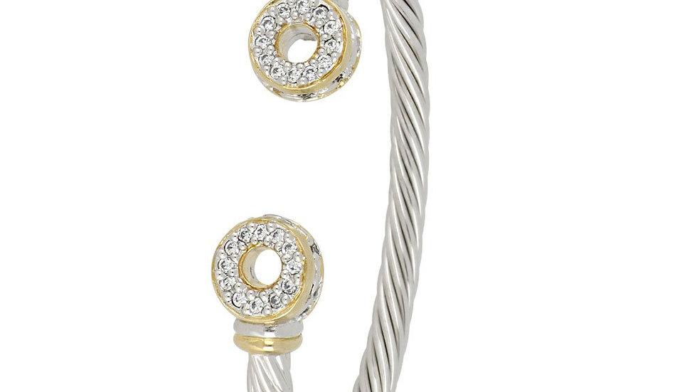 John Medeiros Double Cuff Bracelet