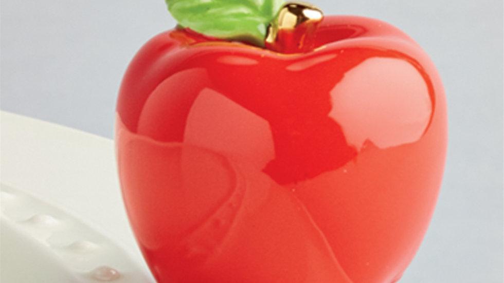 Nora Fleming Apple Mini