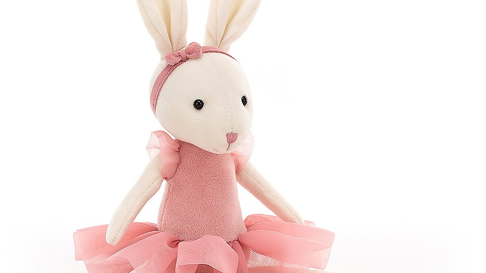 Jellycat Pirouette Bunny Rose