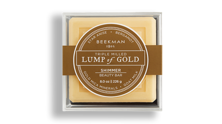 Beekman 1802 Lump of Gold 8oz