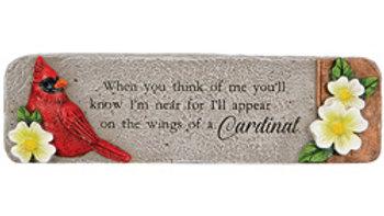 Cardinal Memorial Message Bar