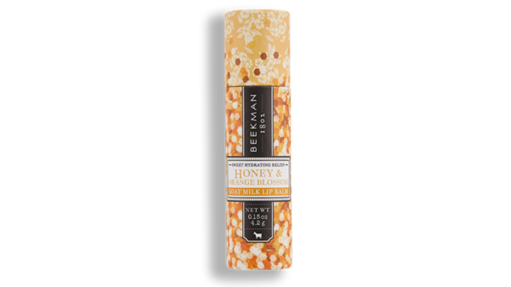 Beekman 1802 Lip Balm Honey Orange .15oz