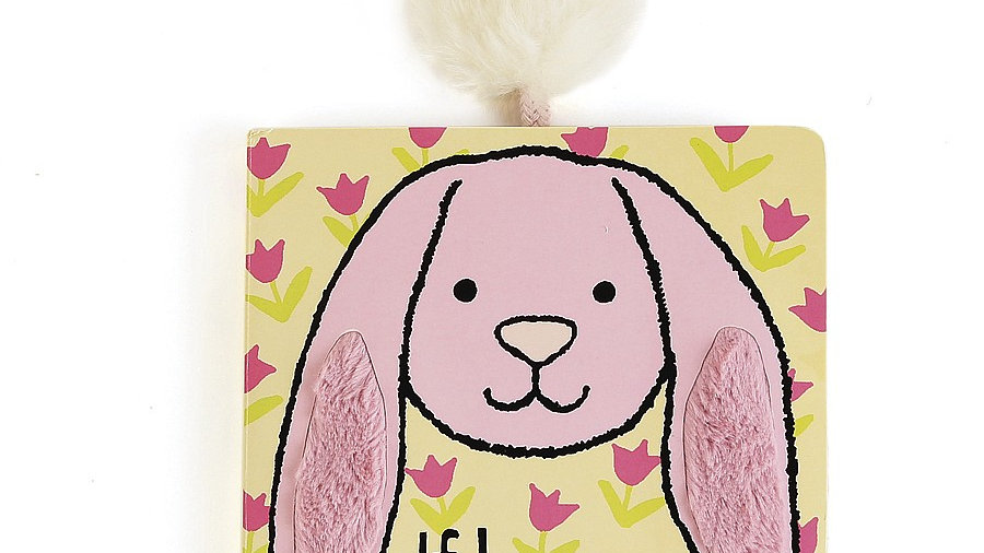 Jellycat Rabbit Book