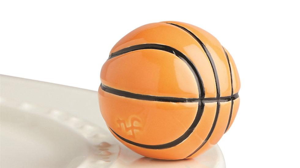 Nora Fleming Basketball Mini