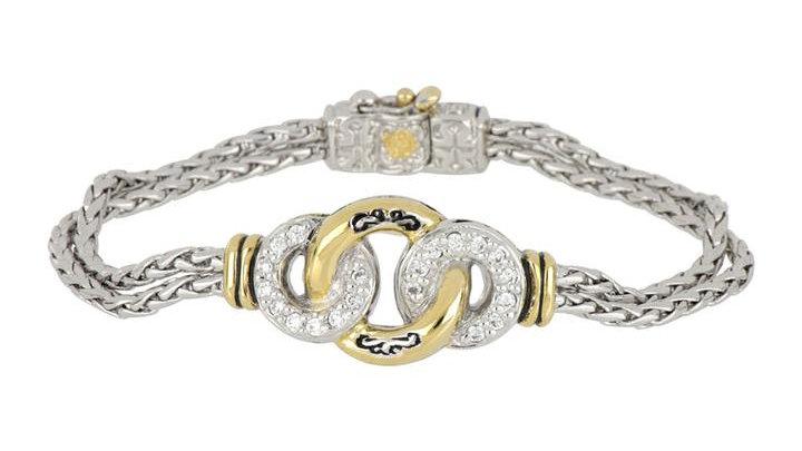 John Medeiros Double Strand Bracelet
