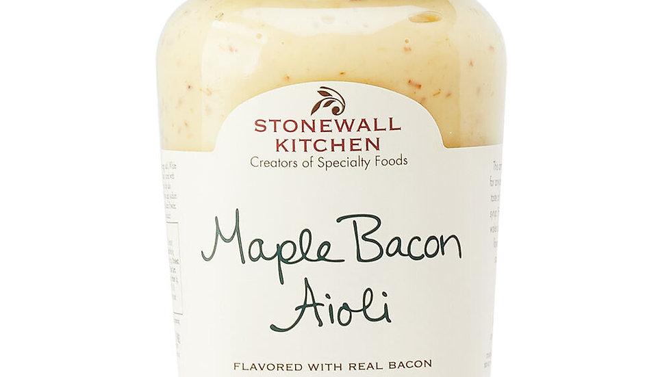 Maple Bacon Aioli 10.25oz