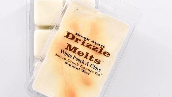 Swan Creek Candles - White Peach & Clove Melts