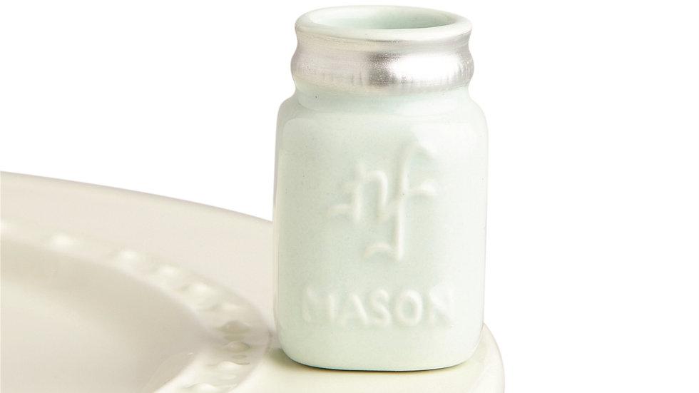 Nora Fleming Mason Jar Mini