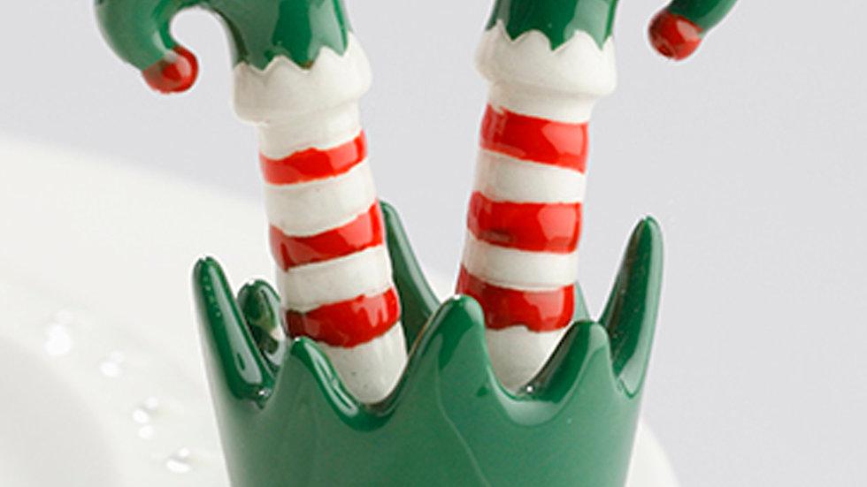 Nora Fleming Mini Jingle Toes