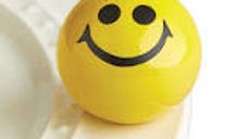 Nora Fleming Smile Face