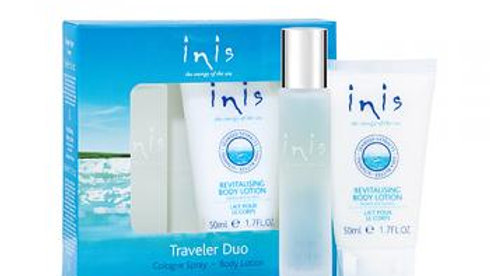 Inis Traveler Duo Spray/Lotion