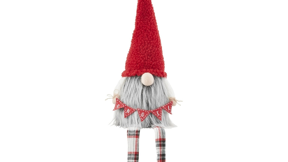 Gnoel Deluxe Dangle Leg Gnome
