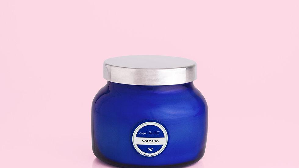 Capri Blue Volcano Blue Petite Jar 8oz
