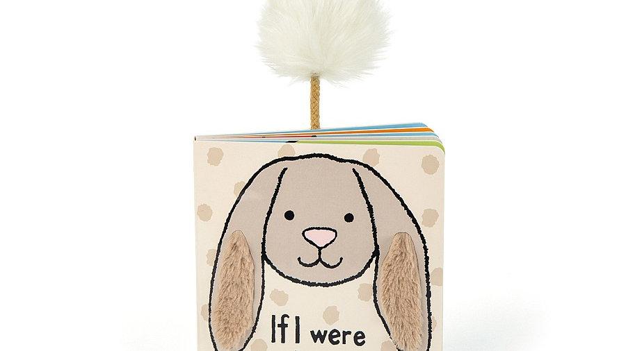 Jellycat Bunny Book