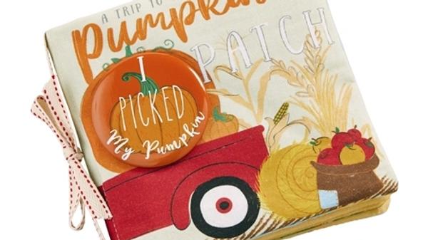 Pumpkin Patch Pin Book