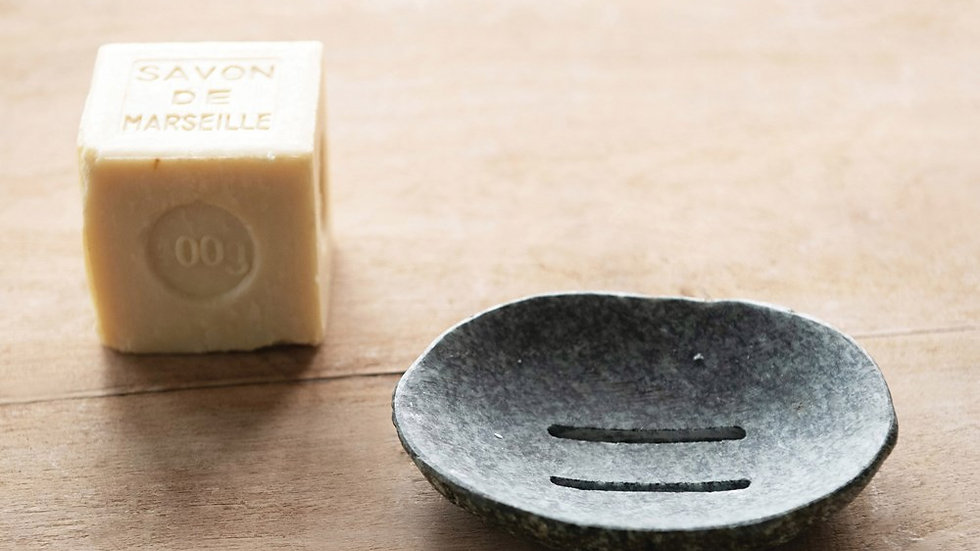 Natural Stone Soap Dish