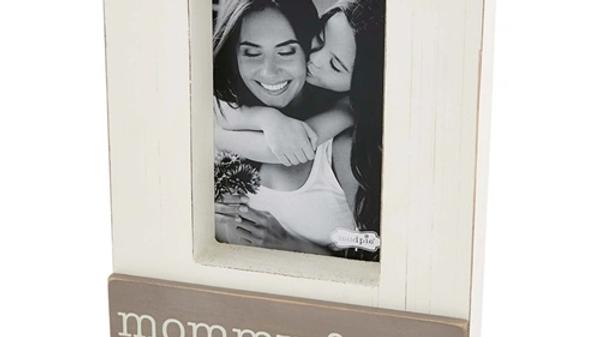 Mommy & Me Block Frame