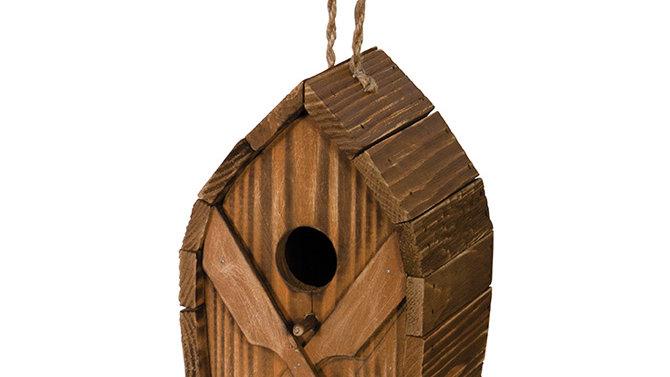 """Lake"" Birdhouse"