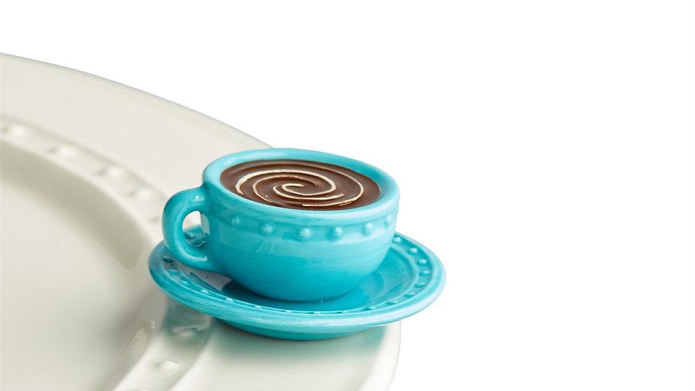 Nora Fleming Coffee Cup Mini